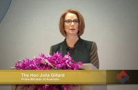 Julia Gillard 2013 visit to China